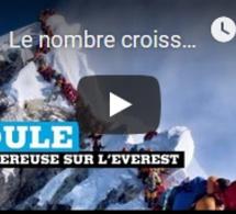 Le nombre croissant de morts sur l'Everest inquiète les autorités au Népal