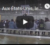 Aux États-Unis, les conditions de détention des enfants migrants font polémique