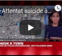 """Attentat suicide à Tunis : """"Une seconde explosion aurait eu lieu près d'une caserne"""""""
