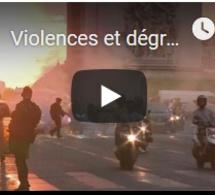 Violences et dégradations après la victoire de l'équipe d'Algérie à la CAN