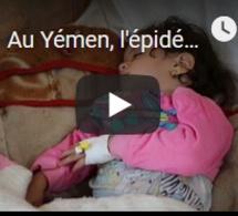 Au Yémen, l'épidémie de choléra touche massivement les enfants