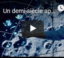 Un demi-siècle après Apollo 11, l'exploration spatiale continue de fasciner