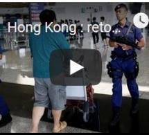 Hong Kong : retour au calme à l'aéroport