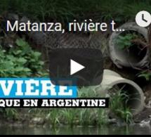 Matanza, rivière toxique en Argentine