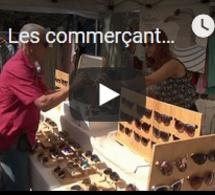 Les commerçants de Biarritz inquiets à l'approche du G7