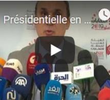 Présidentielle en Tunisie, 26 candidats retenus sur la liste préliminaire