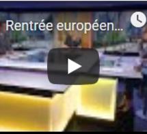 Rentrée européenne : des nouveaux visages qui changent la donne ?