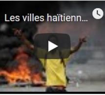 Les villes haïtiennes sous tension, la pénurie d'essence en cause