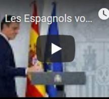Les Espagnols vont retourner aux urnes, pour la quatrième fois en quatre ans