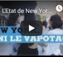L'Etat de New York interdit la cigarette électronique aromatisée