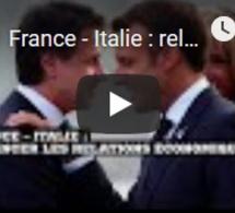 France - Italie : relancer les relations économiques