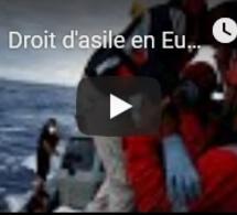 Droit d'asile en Europe : relancer la réforme