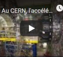 Au CERN, l'accélérateur de particules est en arrêt technique
