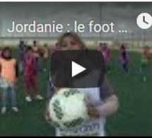 Jordanie : le foot comme horizon pour les petits réfugiés de Zaatari