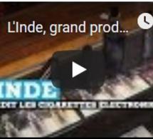 L'Inde, grand producteur de tabac, interdit les cigarettes électroniques
