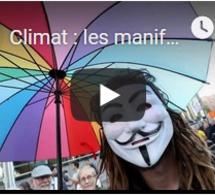 Climat : les manifestations s'enchaînent à Bruxelles