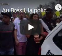 Au Brésil, la police de Rio ouvre une enquête après la mort d'une fille de 8 ans