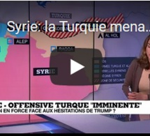 Syrie: la Turquie menace d'attaquer la zone kurde