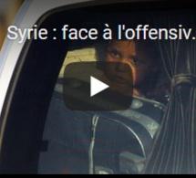Syrie : face à l'offensive turque, les civils fuient les zones frontalières