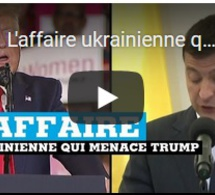 L'affaire ukrainienne qui menace Trump