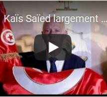 Kaïs Saïed largement élu président en Tunisie