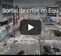 Sortie de crise en Equateur : le Gouvernement et les indigènes ont trouvé un accord