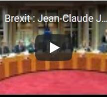 Brexit : Jean-Claude Juncker annonce avoir trouvé un accord entre le Royaume-Uni et l'UE