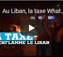 Au Liban, la taxe WhatsApp de trop !