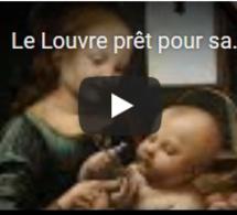 Le Louvre prêt pour sa grande rétrospective Léonard de Vinci