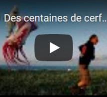 Des centaines de cerfs-volants dans le ciel maltais