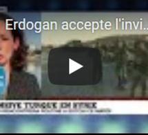 Erdogan accepte l'invitation au dialogue de Poutine concernant la Syrie