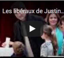 Les libéraux de Justin Trudeau en tête des législatives mais sans majorité absolue
