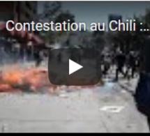 Contestation au Chili : Virage social pour le président Sebastián Piñera