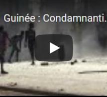 Guinée : Condamnantion des responsables FNDC à de la prison ferme