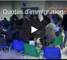 Quotas d'immigration : quelles sont les politiques de nos voisins européens ?