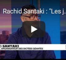 """Rachid Santaki : """"Les jeunes des quartiers ne rêvent plus"""""""