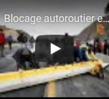 Blocage autoroutier entre l'Espagne et la France : l'action se poursuit