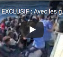 """EXCLUSIF : Avec les garde-côtes libyens lors d'une opération de """"sauvetage"""" de migrants"""