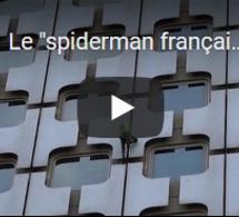 """Le """"spiderman français"""" a encore frappé"""