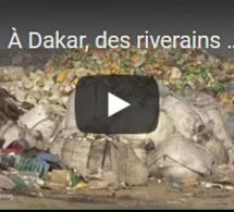 """À Dakar, des riverains mobilisés contre la décharge de Mbeubeuss, véritable """"bombe écologique"""""""