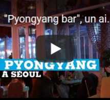 """""""Pyongyang bar"""", un air de Corée du Nord en plein Séoul"""