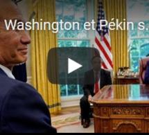 """Washington et Pékin signent la """"phase un"""" d'une paix commerciale fragile"""