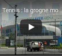 Tennis : la grogne monte à l'Open d'Australie face aux conséquences des incendies