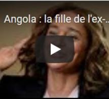Angola : la fille de l'ex-président Dos Santos accusée de corruption massive