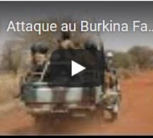 Attaque au Burkina Faso : 36 civils tués dans la province du Sanmatenga