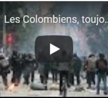 Les Colombiens, toujours dans la rue, demandent l'arrêt de la réforme fiscale