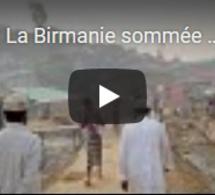 La Birmanie sommée par la Cour internationale de justice de prévenir le génocide des Rohingya