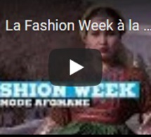 La Fashion Week à la mode afghane