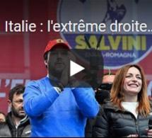 Italie : l'extrême droite de Salvini battue en Emilie-Romagne