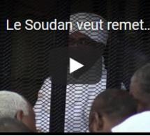 Le Soudan veut remettre Omar el-Béchir à la Cour pénale internationale